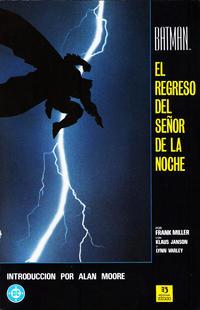 Cover Thumbnail for Batman: El regreso del Señor de la Noche (Zinco, 1987 series)