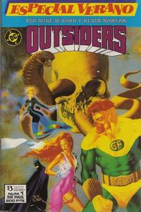 Cover Thumbnail for Outsiders Especial (Zinco, 1988 series) #1