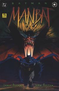 Cover Thumbnail for Batman:Manbat (Zinco, 1996 series) #1