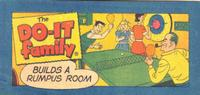 Cover Thumbnail for The Do-It Family Builds a Rumpus Room (Vital Publications, 1954 series)