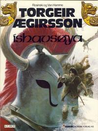 Cover Thumbnail for Torgeir Ægirsson (Semic, 1981 series) #[2] - Ishavsøya