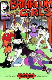 Cover Thumbnail for Bathroom Girls (Millennium Publications, 1998 series) #1