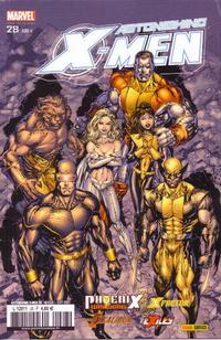 Cover Thumbnail for Astonishing X-Men (Panini France, 2005 series) #28