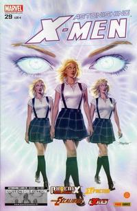 Cover Thumbnail for Astonishing X-Men (Panini France, 2005 series) #29