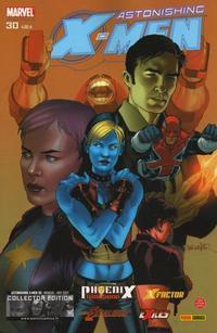 Cover Thumbnail for Astonishing X-Men (Panini France, 2005 series) #30