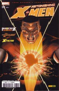 Cover Thumbnail for Astonishing X-Men (Panini France, 2005 series) #32