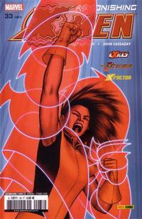 Cover Thumbnail for Astonishing X-Men (Panini France, 2005 series) #33