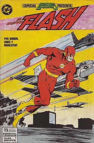 Cover for Legends [Especial Legends] (Zinco, 1988 series) #1