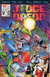 Cover for Judge Dredd (Fleetway/Quality, 1987 series) #51
