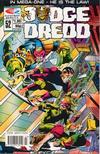 Cover for Judge Dredd (Fleetway/Quality, 1987 series) #52