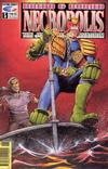 Cover for Necropolis: The Judge Death Invasion (Fleetway/Quality, 1991 series) #5