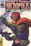 Cover for Necropolis: The Judge Death Invasion (Fleetway/Quality, 1991 series) #9