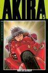 Cover for Akira (Marvel, 1988 series) #5