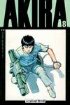 Cover for Akira (Marvel, 1988 series) #8