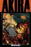 Cover for Akira (Marvel, 1988 series) #9