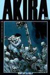 Cover for Akira (Marvel, 1988 series) #20