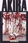 Cover for Akira (Marvel, 1988 series) #21