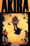 Cover for Akira (Marvel, 1988 series) #22