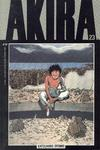 Cover for Akira (Marvel, 1988 series) #23