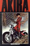 Cover for Akira (Marvel, 1988 series) #25