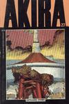 Cover for Akira (Marvel, 1988 series) #27
