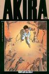 Cover for Akira (Marvel, 1988 series) #29
