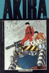 Cover for Akira (Marvel, 1988 series) #31