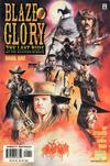Cover for Blaze of Glory (Marvel, 2000 series) #1