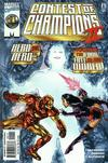Cover for Contest of Champions II (Marvel, 1999 series) #1