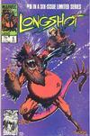 Cover for Longshot (Marvel, 1985 series) #5 [Direct]