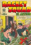 Cover for Racket Squad in Action (Charlton, 1952 series) #4