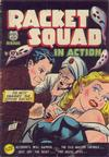 Cover for Racket Squad in Action (Charlton, 1952 series) #5