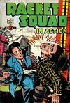 Cover for Racket Squad in Action (Charlton, 1952 series) #7
