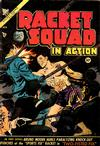 Cover for Racket Squad in Action (Charlton, 1952 series) #9