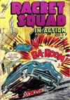 Cover for Racket Squad in Action (Charlton, 1952 series) #10