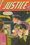Cover for Badge of Justice (Charlton, 1955 series) #22