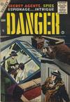 Cover for Danger (Charlton, 1955 series) #13