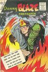 Cover for Danny Blaze (Charlton, 1955 series) #1