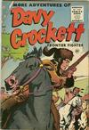 Cover for Davy Crockett (Charlton, 1955 series) #2