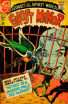 Cover for Ghost Manor (Charlton, 1968 series) #2