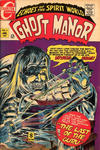 Cover for Ghost Manor (Charlton, 1968 series) #4