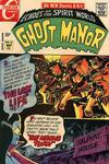 Cover for Ghost Manor (Charlton, 1968 series) #18