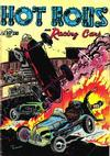 Cover for Hot Rods and Racing Cars (Charlton, 1951 series) #8