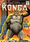 Cover for Konga (Charlton, 1960 series) #1