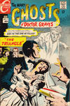 Cover for The Many Ghosts of Dr. Graves (Charlton, 1967 series) #4