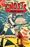 Cover for The Many Ghosts of Dr. Graves (Charlton, 1967 series) #5