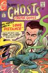 Cover for The Many Ghosts of Dr. Graves (Charlton, 1967 series) #9