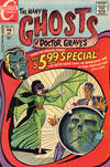 Cover for The Many Ghosts of Dr. Graves (Charlton, 1967 series) #24