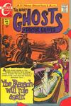 Cover for The Many Ghosts of Dr. Graves (Charlton, 1967 series) #27