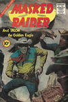 Cover for Masked Raider (Charlton, 1955 series) #1